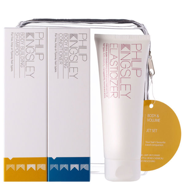 Set de productos volumen cabello Philip Kingsley Jet Set
