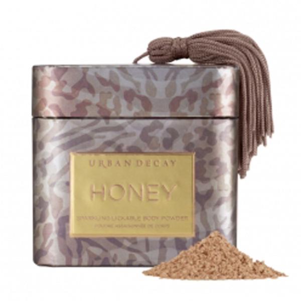Urban Decay Sparkling Lickable Body Powder Honey Hq Hair