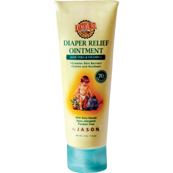 JASON Earth's Best Baby Care - Diaper Relief Ointment (4 oz.)