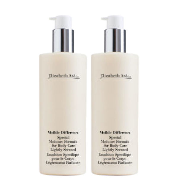 Elizabeth Arden Visible Difference Body Lotion Duo (2 X 300ml)