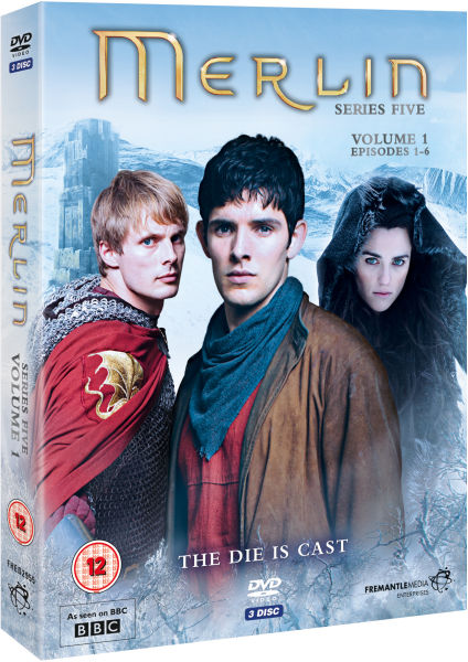 Merlin - Series 5 Volume 1