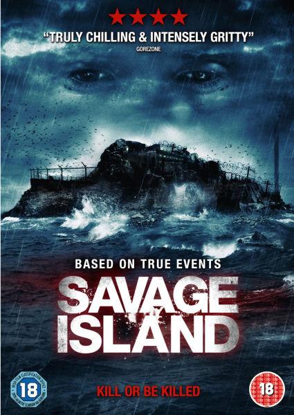Savage Island Dvd Zavvi