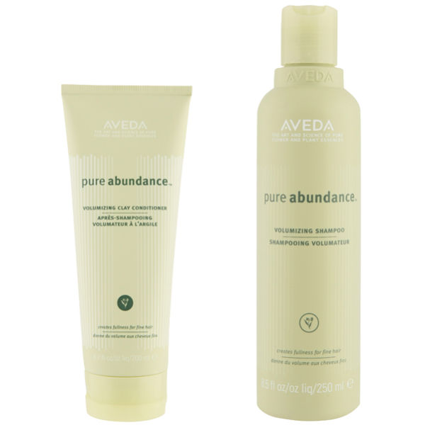 Aveda Volumen Haarpflege Duo Pure Abundance Shampoo & Conditioner