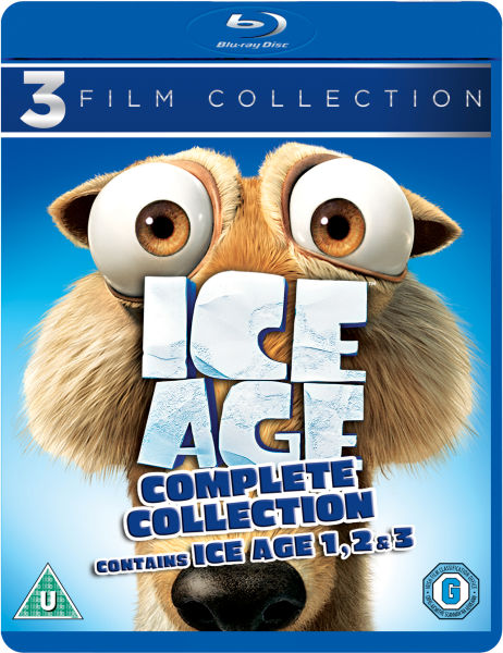 Ice Age / Ice Age 2: The Meltdown / Ice Age 3: Dawn of the Dinosaurs
