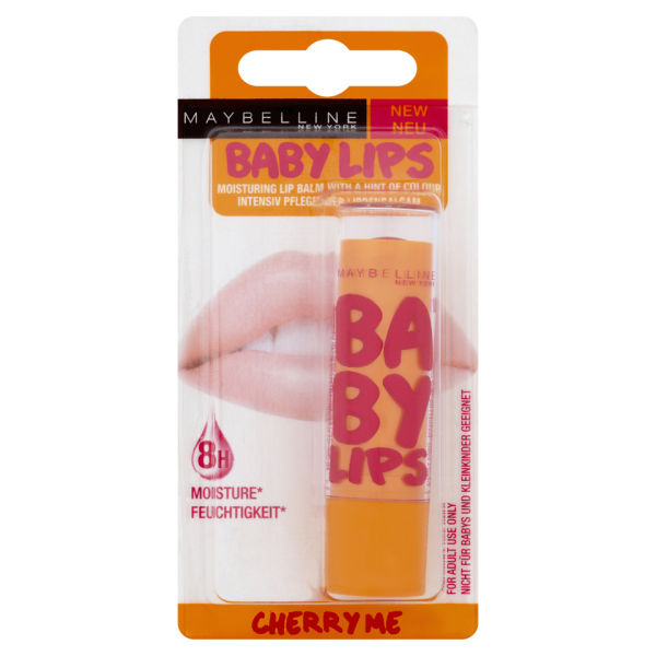 Soin lèvres Maybelline Baby Lips Cherry Me