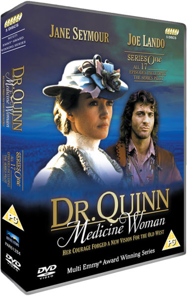 Dr Quinn Medicine Woman Series One