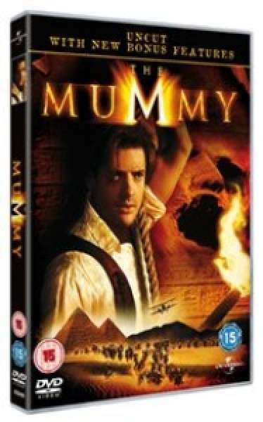 The Mummy 1999 Dvd Zavvi