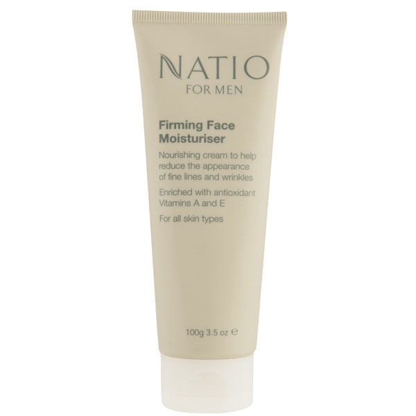 Natio For Men Firming Face Moisturiser (100 g)