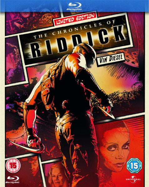 Les Chroniques de Riddick Édition Reel Heroes