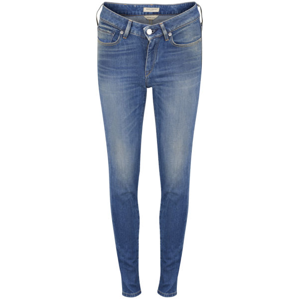 Levi's Made & Crafted Women's Mid Rise Skinny Empire Jeans - Motion
