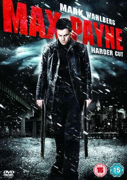 Max Payne Dvd Zavvi