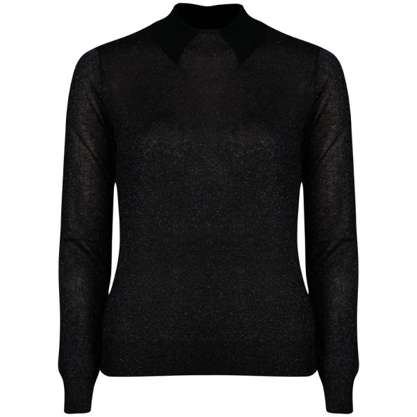 Marc by Marc Jacobs Women's Sparkle Sweater Pullover - Black