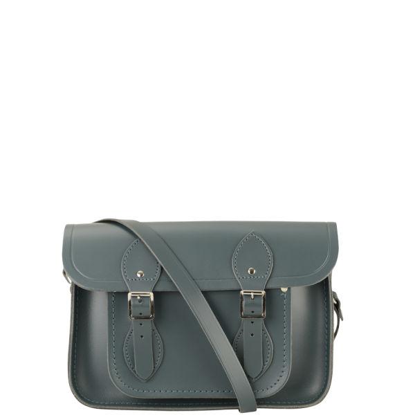The Cambridge Satchel Company 11 Inch Leather Satchel - Dark Green