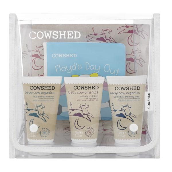 Set de regalo Baby Cow Organics deCowshed