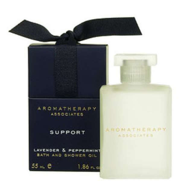 Aromatherapy Associates Lavender & Peppermint Bath & Shower Oil 55ml