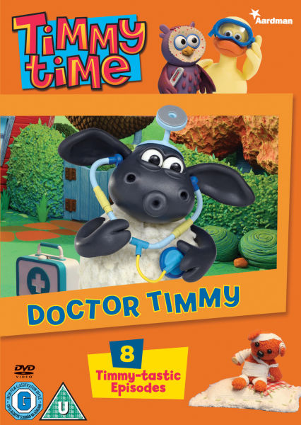Timmy Time Doctor Timmy Iwoot