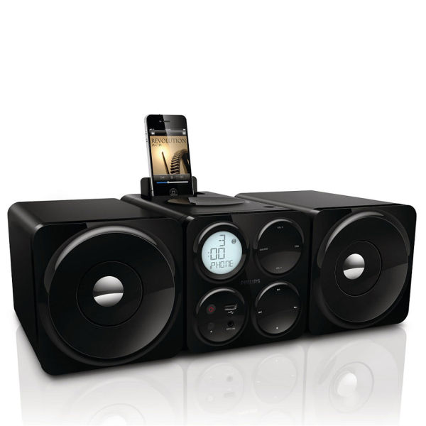 Philips Dcm1070 05 Cube Micro Music System Iwoot
