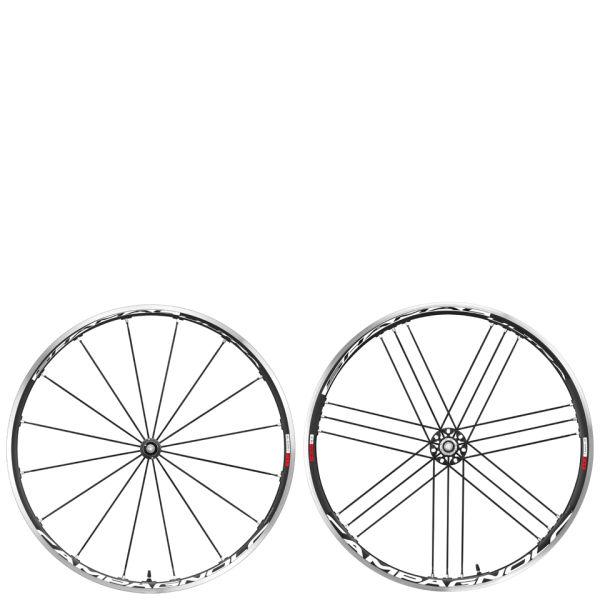 Campagnolo Shamal Ultra Black Wheelset - Clincher