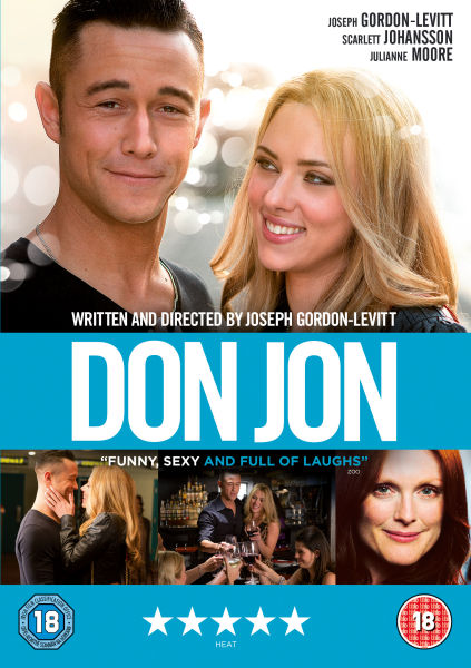 Don Jon's Addiction (+UV)