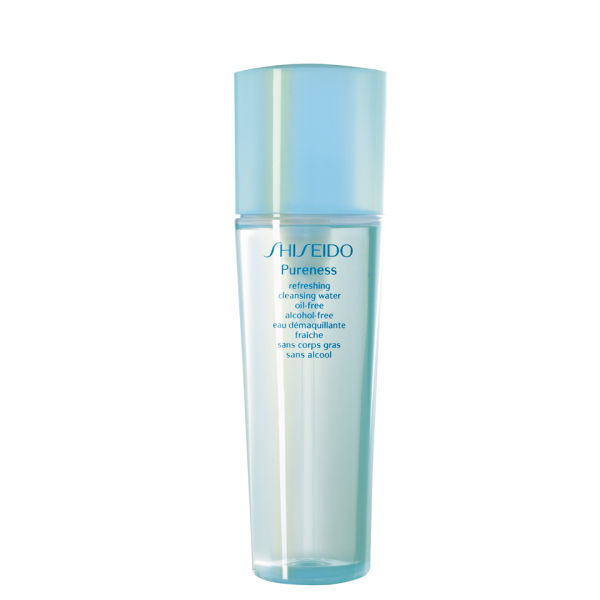 Pureness Refreshing Cleansing Water Oil Free de Shiseido (150ml)