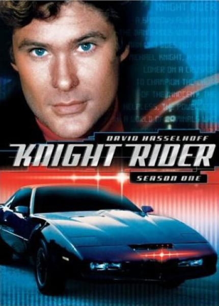 Knight Rider - Complete Series One