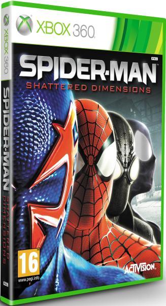 Spider Man Shattered Dimensions Xbox 360 Zavvi