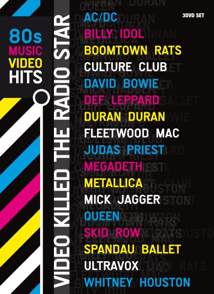 Video Killed The Radio Star: Box Set