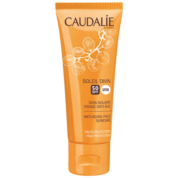 Caudalie Anti-Ageing Face Suncare - LSF 50 (40 ml)