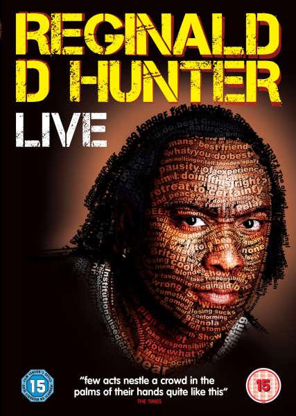 Reginald D. Hunter Live (Includes MP3 Copy)