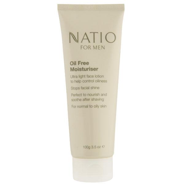 Hydratant sans huile pour homme de Natio(100g)