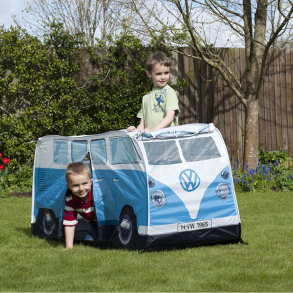 VW Play Tent - Blue Image 2 & VW Play Tent - Blue Gifts | Zavvi USA