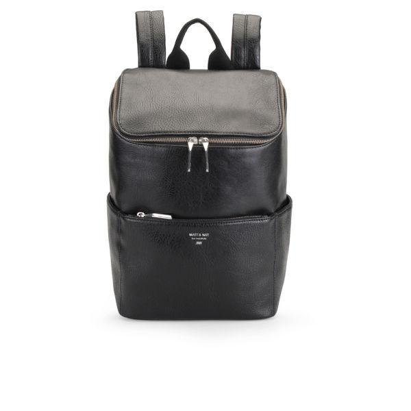 2dd4e1281a Matt   Nat Brave Backpack - Black  Image 1