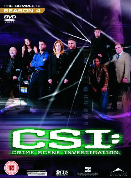 CSI: Crime Scene Investigation - Complete Season 4