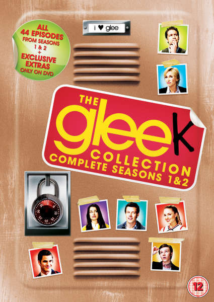 Glee - Season 1-2