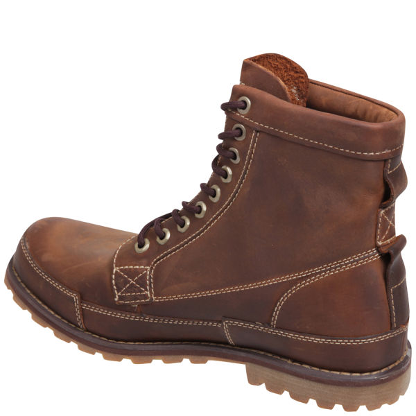 Timberland Earthkeepers 6 Inch Burnished Brown Mens