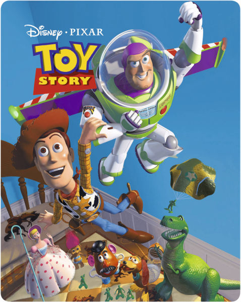 Toy Story - Zavvi Exclusive Limited Edition Steelbook (The ...