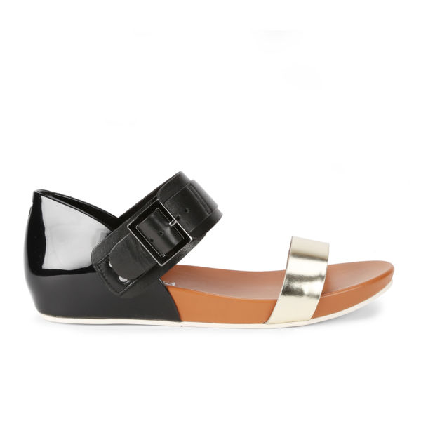 United Nude Women's Apollo Lo Sandals - Black/Gold