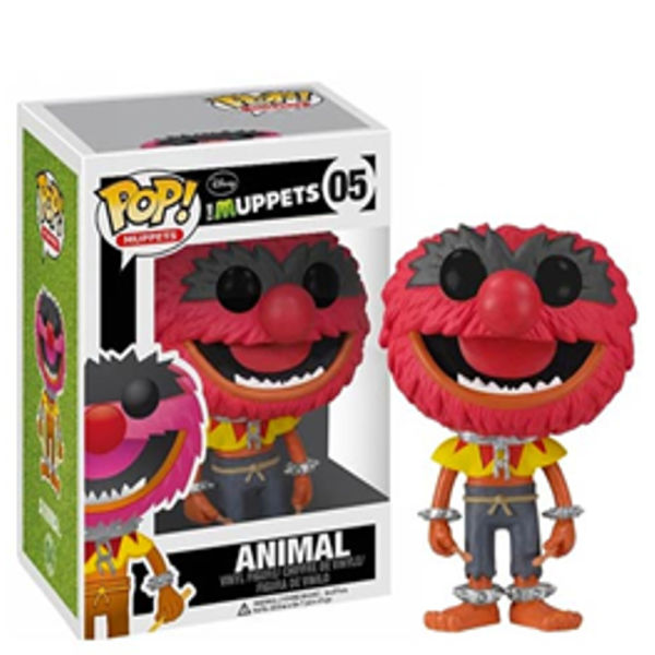 Disney Muppets Most Wanted Animal Pop! Vinyl Figure
