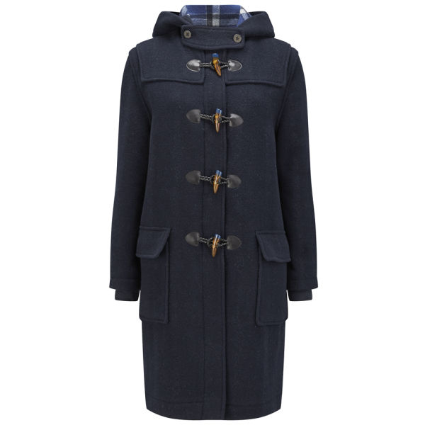 Marc by Marc Jacobs Women's Paddington Hooded Wool Duffle Coat ...