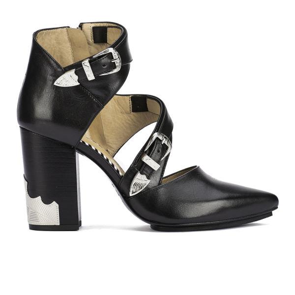 TOGA PULLA Leather Heels c9LjH8r