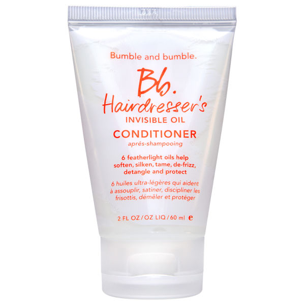 Bb Hairdressers Invisible Oil Conditioner