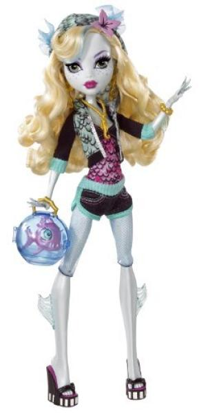 Monster High Doll Lagoona Blu Toys Thehut Com