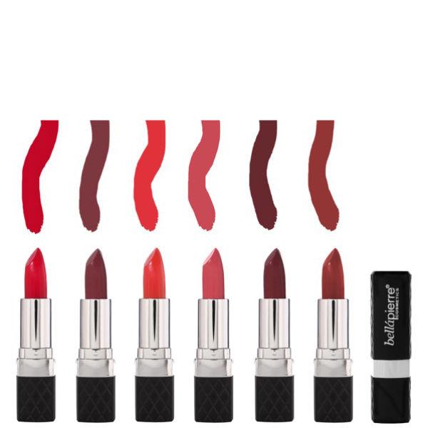 Bellapierre Cosmetic Rouge à lèvres minéral3,5 g - Différentes teintes