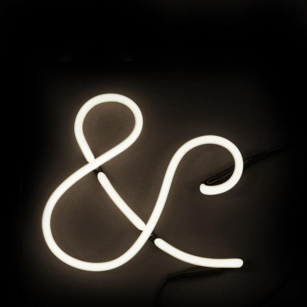 Seletti Neon '&' Light
