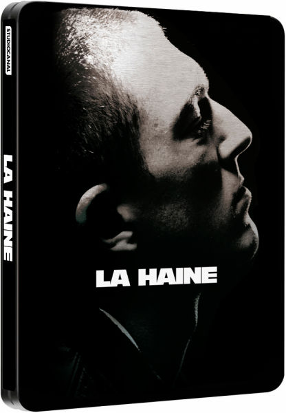La Haine - Zavvi Exclusive Limited Edition Steelbook (Ultra Limited Print Run) (UK EDITION)