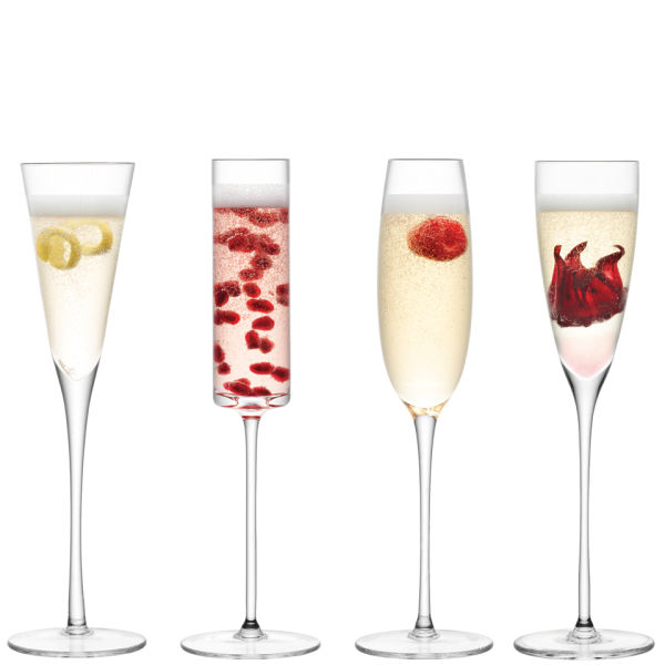 Lsa lulu champagne flute clear buy online mankind for Buy champagne glasses online