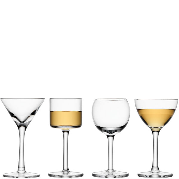 LSA Lulu Liqueur Glass - Clear
