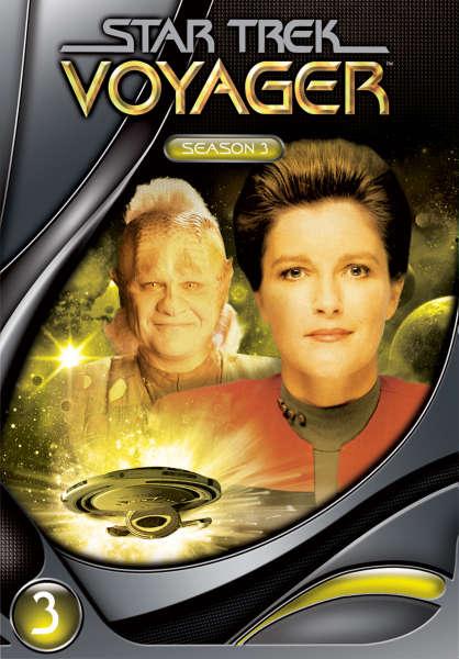 Star Trek Voyager - Season 3 (Slims)