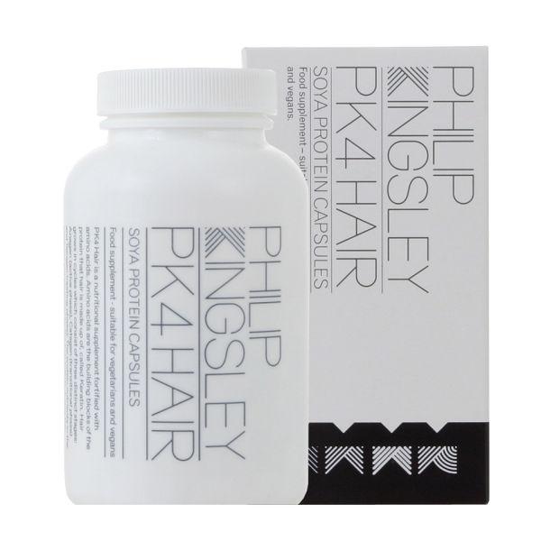 Capsules soins des cheveux Philip Kingsley PK4Hair - 120 capsules