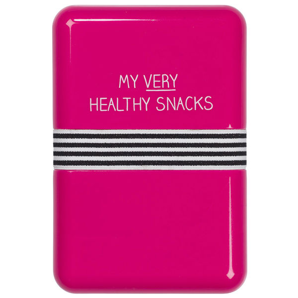 My Very Healthy Snacks Lunchbox